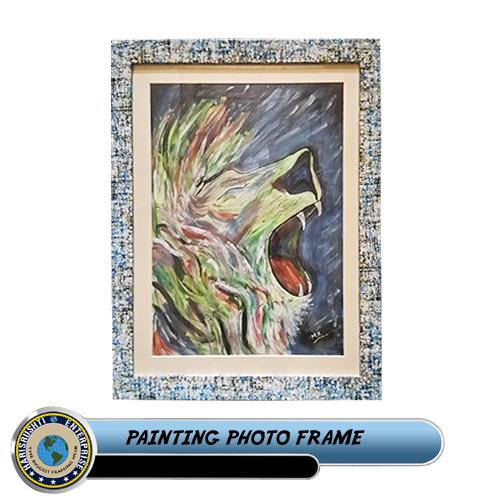 PAINTING PHOTO FRAME