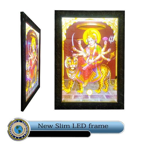 new slim LED frame
